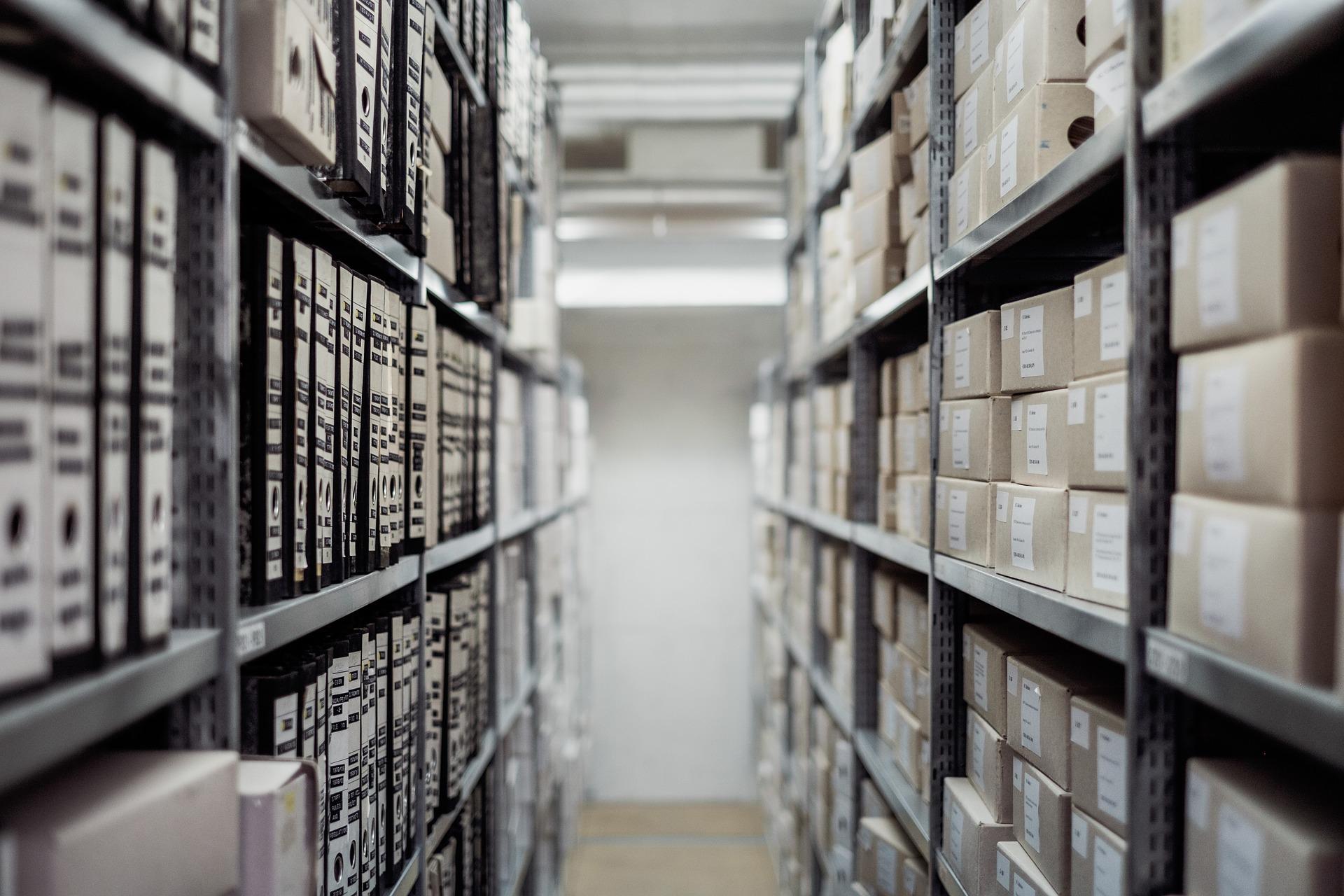 archivio dati