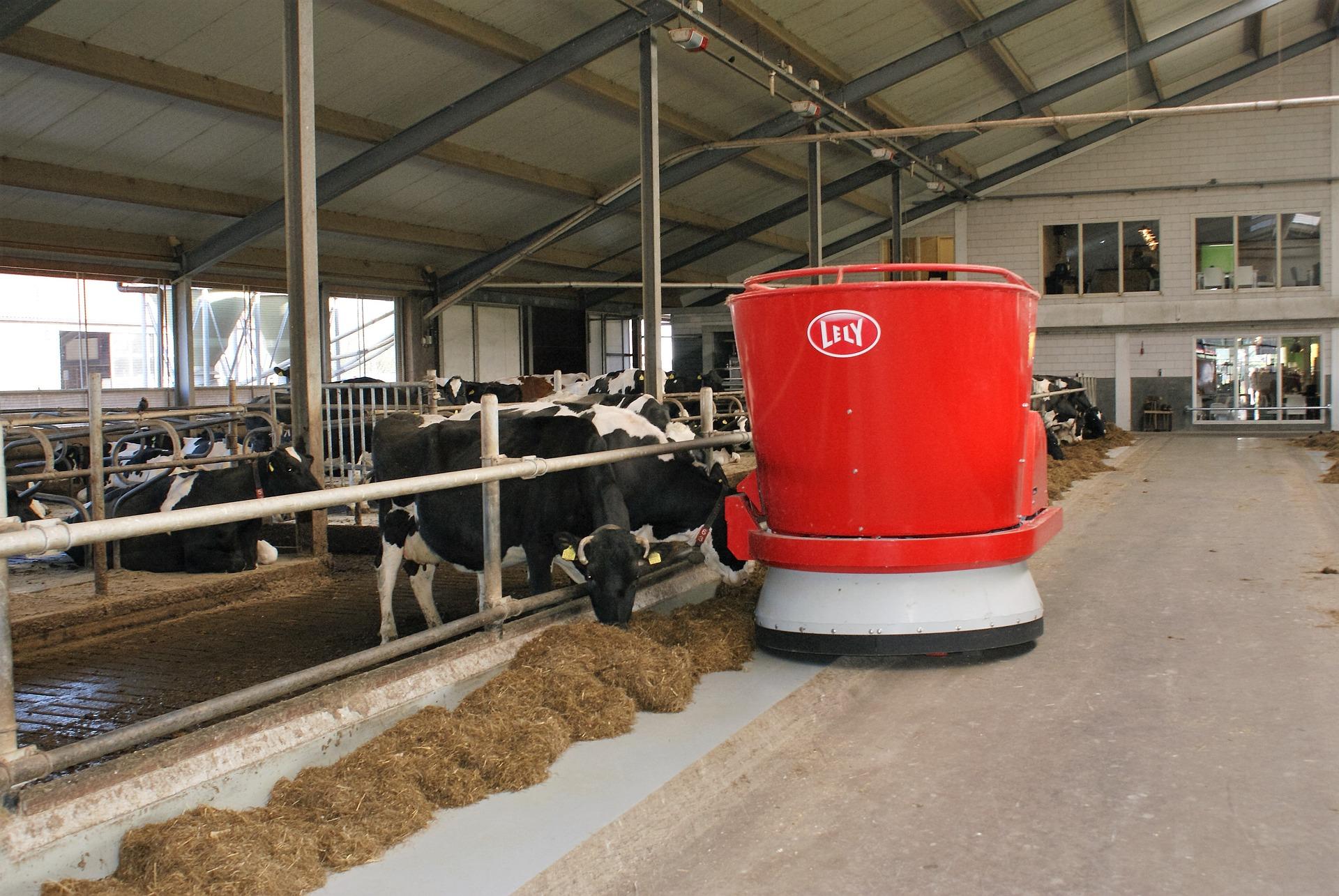 Sorveglianza per Aziende agricole