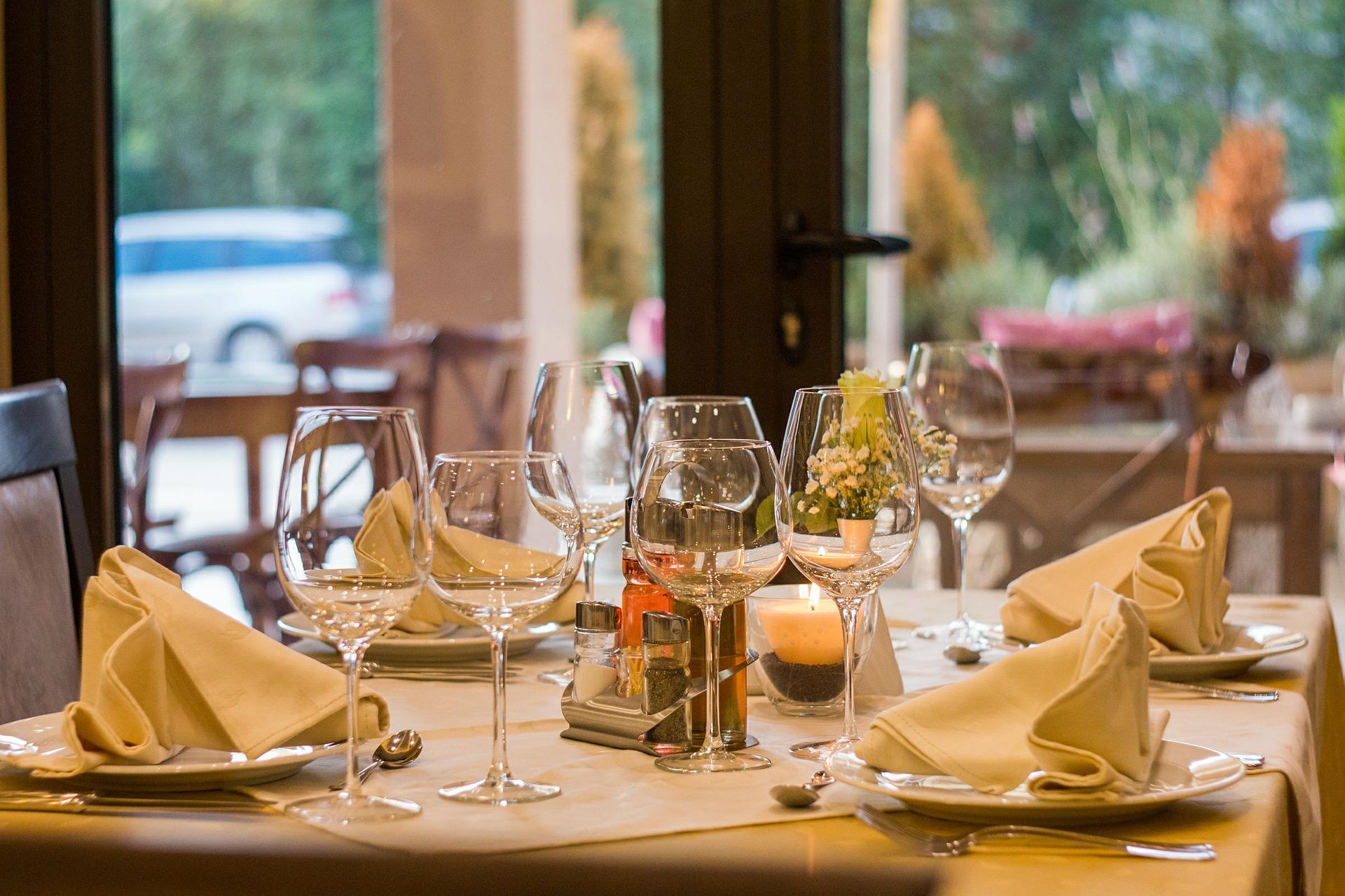 Sorveglianza per ristoranti e hotel