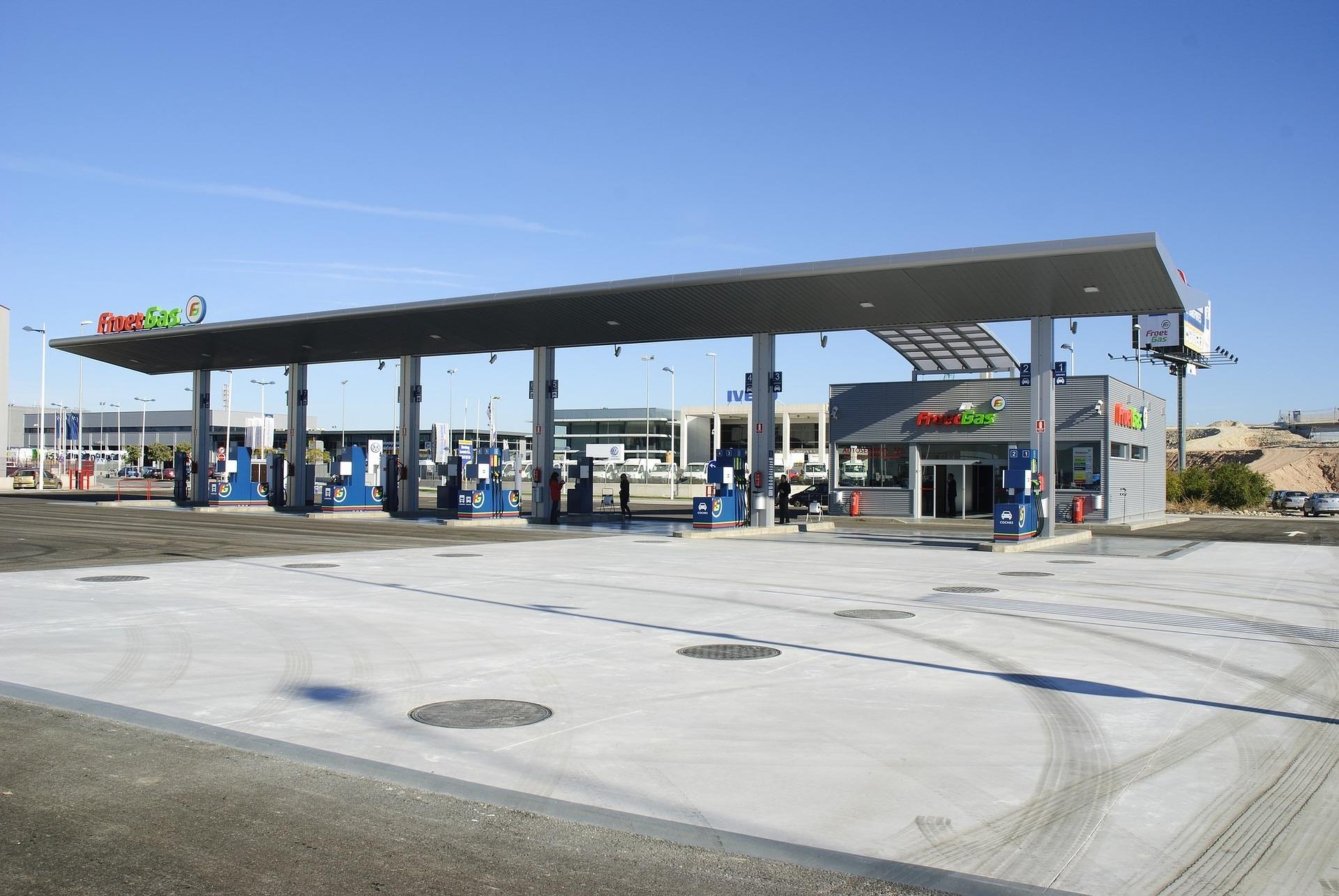 Sorveglianza per Distributori di carburante