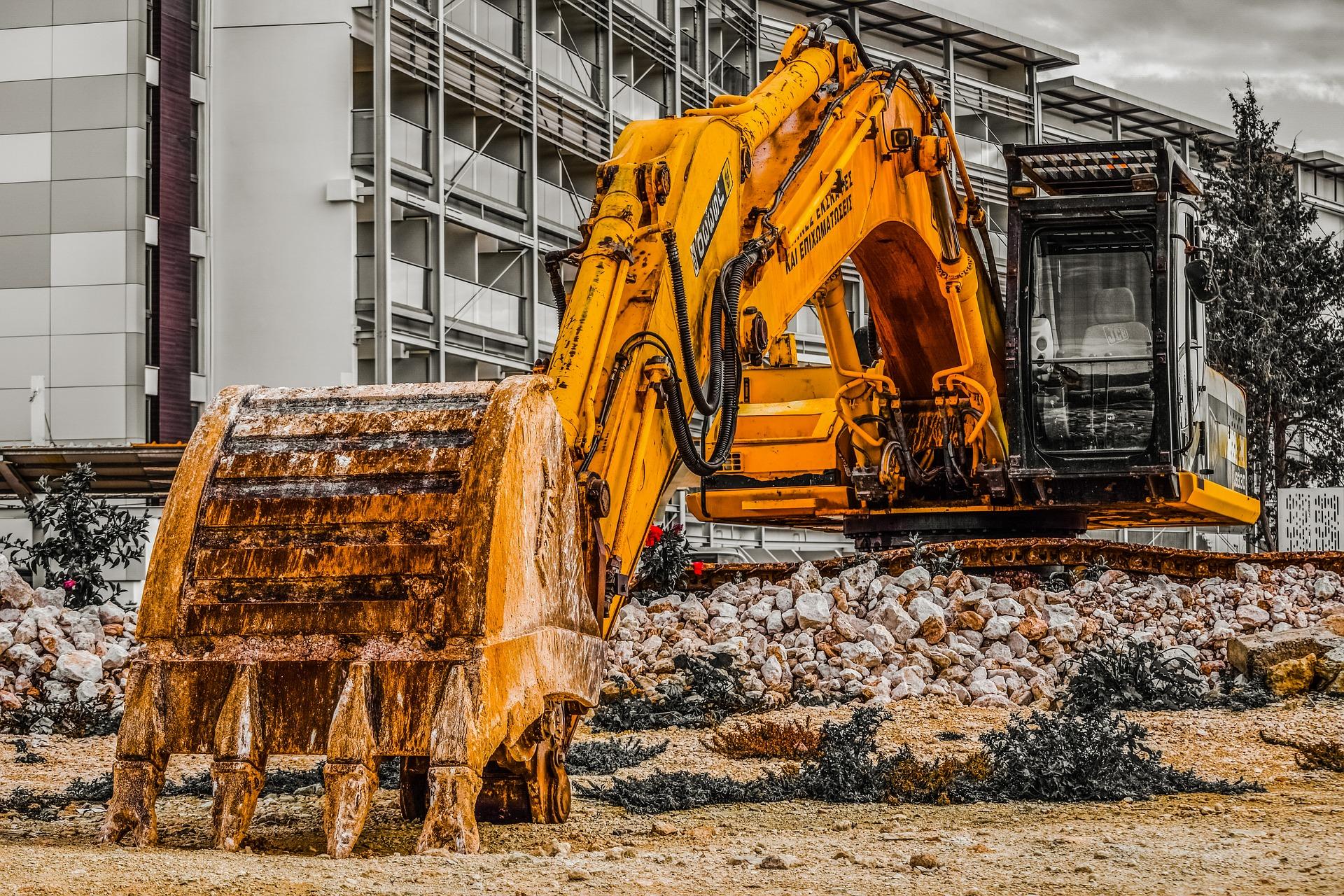 Sorveglianza per cantieri edili