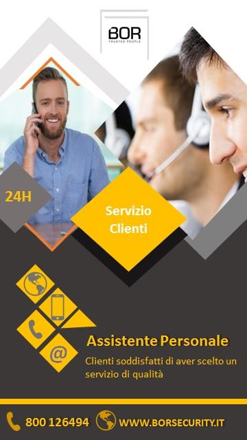 Servizio di Assistenza ai clienti
