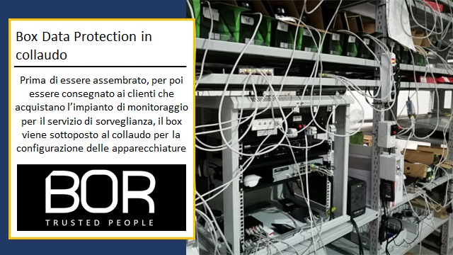 Box Data Protection in collaudo
