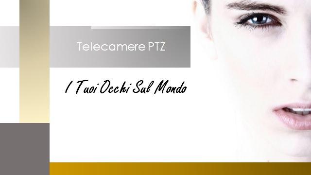 TELECAMERE PTZ