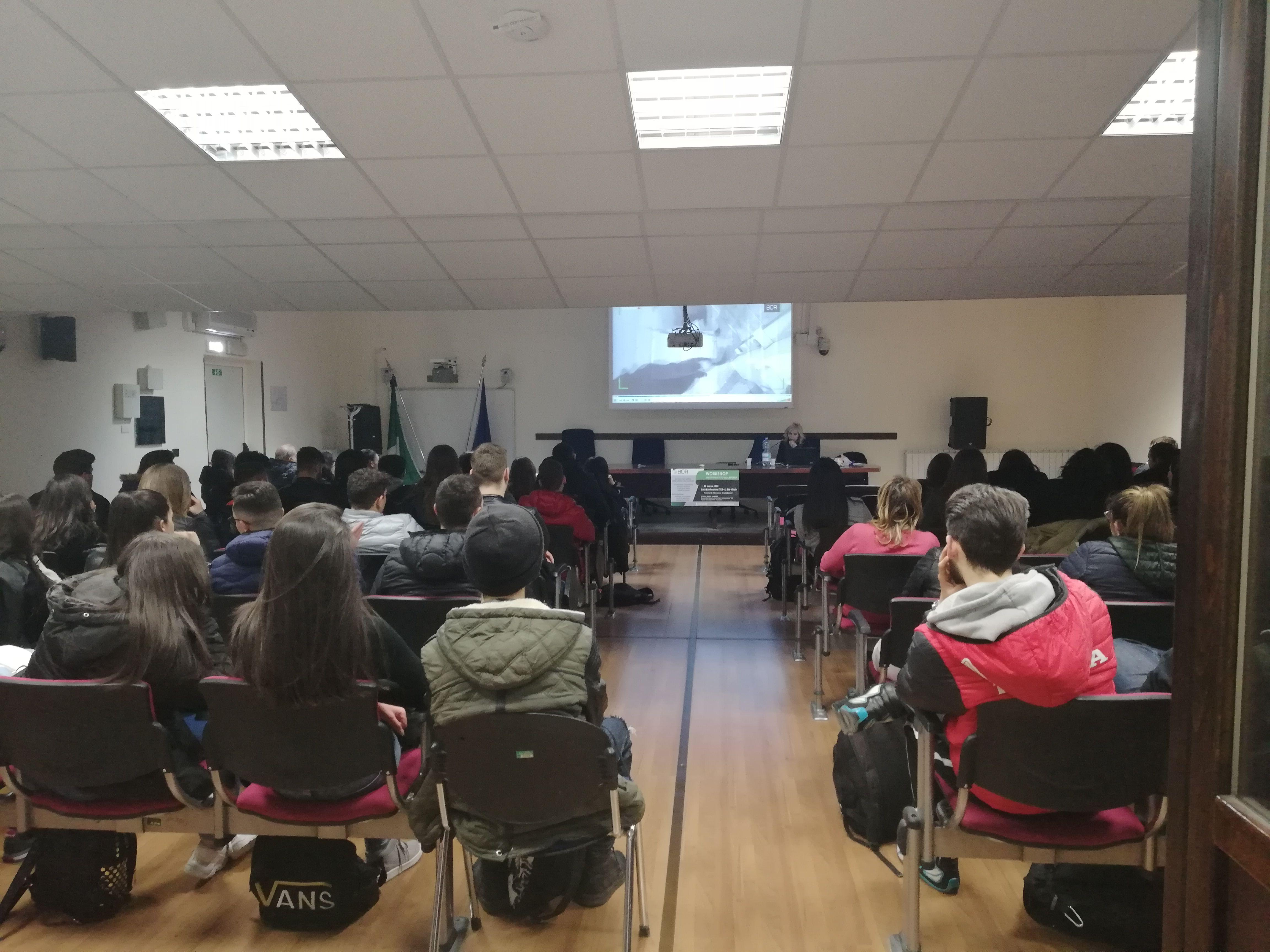 Workshop ITES 12 marzo 2019