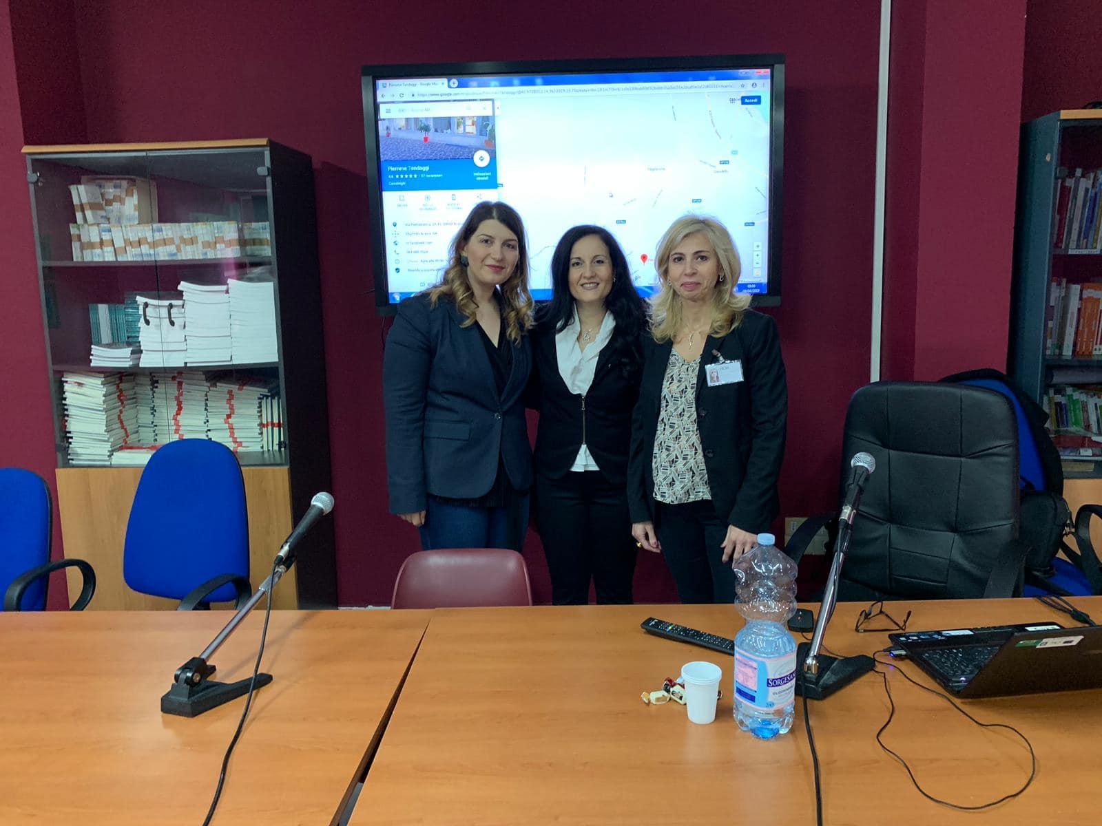 Recruiting Day presso l'Istituto L. Garofano di Capua