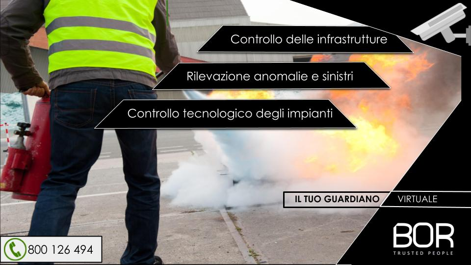 Individuati grazie alle registrazioni delle telecamere dell'impianto di videosorveglianza i teppisti che hanno incendiato la palestra