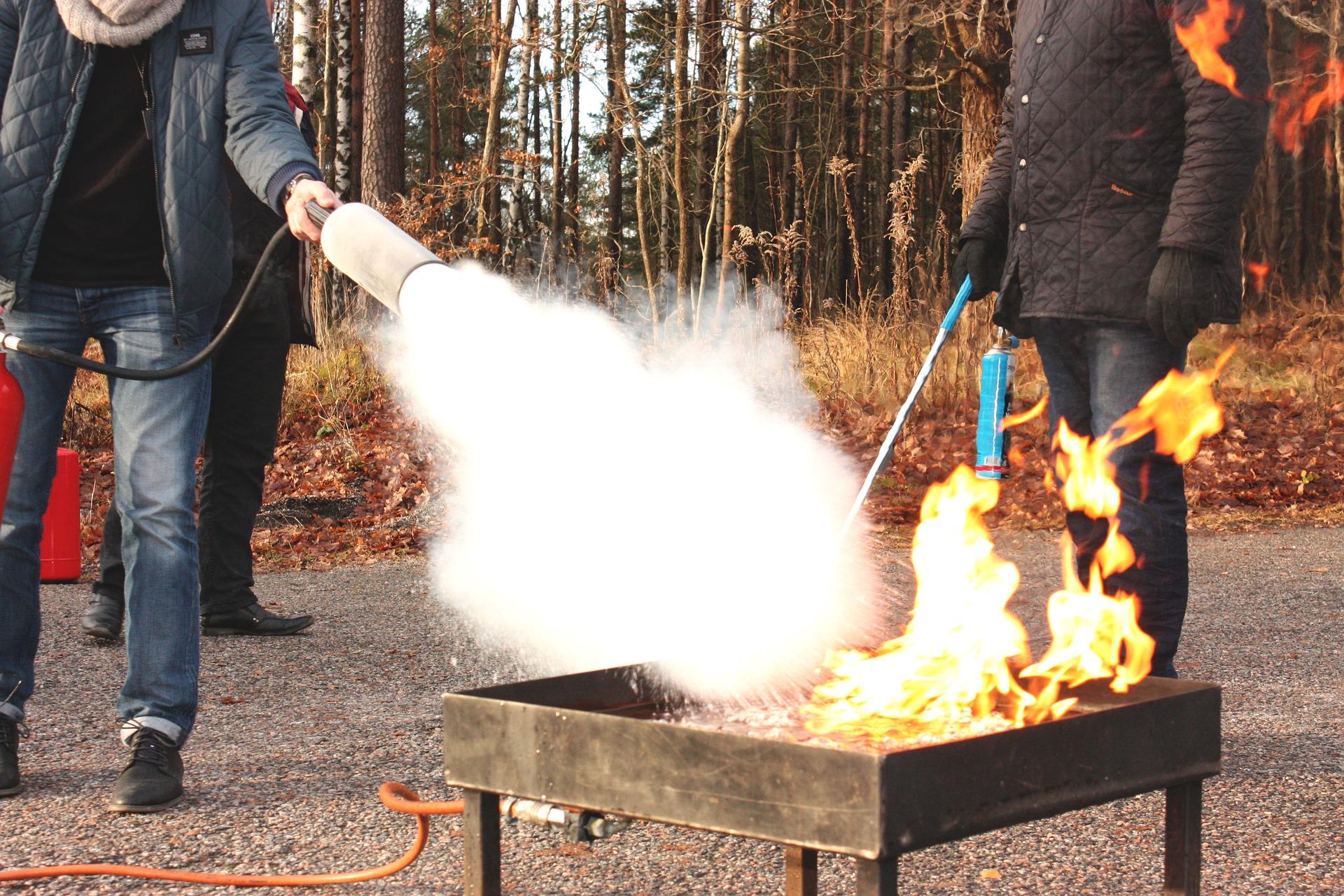 Come prevenire incendi negli impianti di trattamento rifiuti