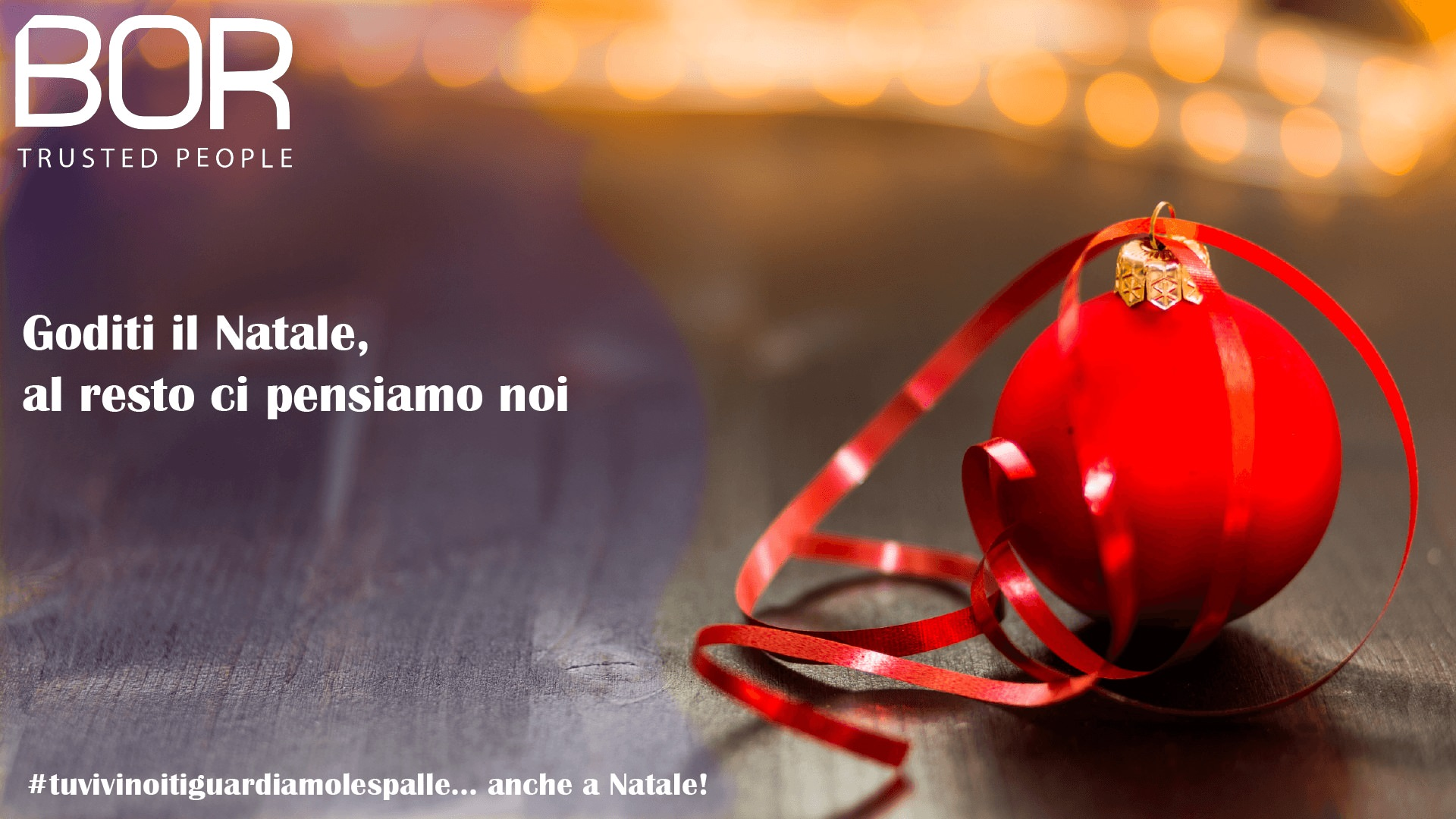 Messaggio Augurale di Buon Natale