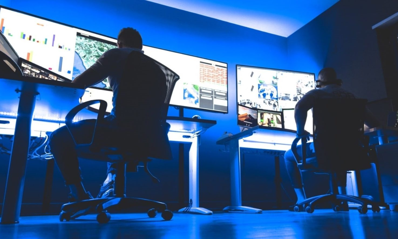 Sala Monitoraggio