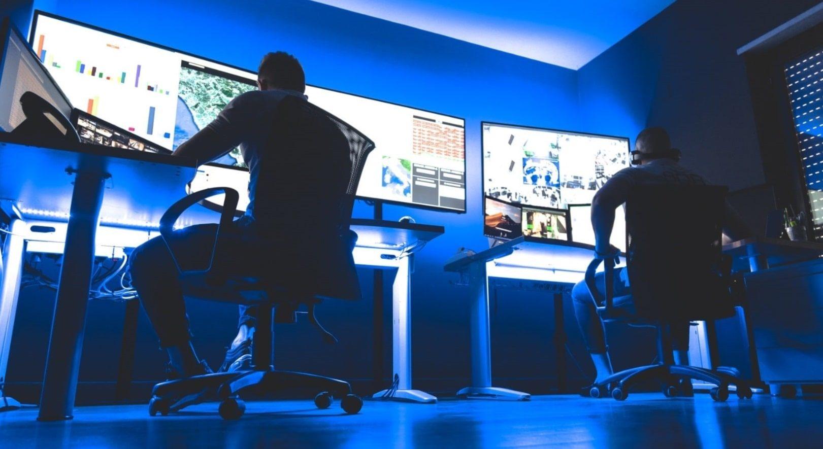 Sala Monitoraggio BOR