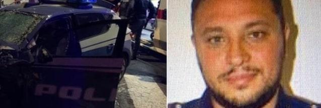 Solidarietà alla famiglia dell'agente scelto di polizia Pasquale Apicella