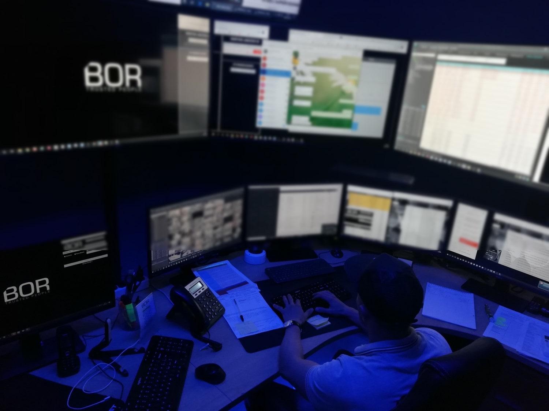 Postazione tecnologica di monitoraggio