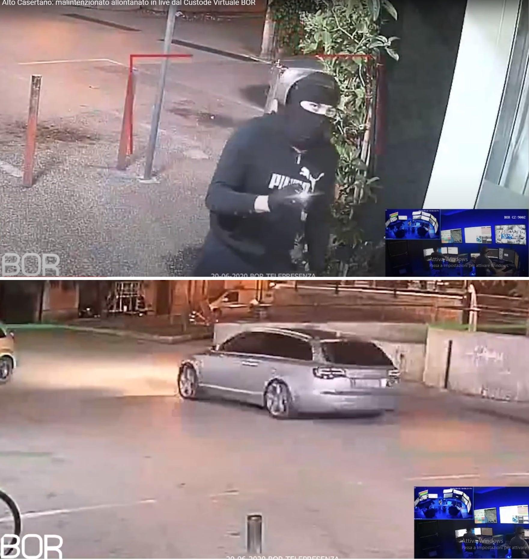 Come fanno i ladri a scegliere l'auto giusta per fare un furto?
