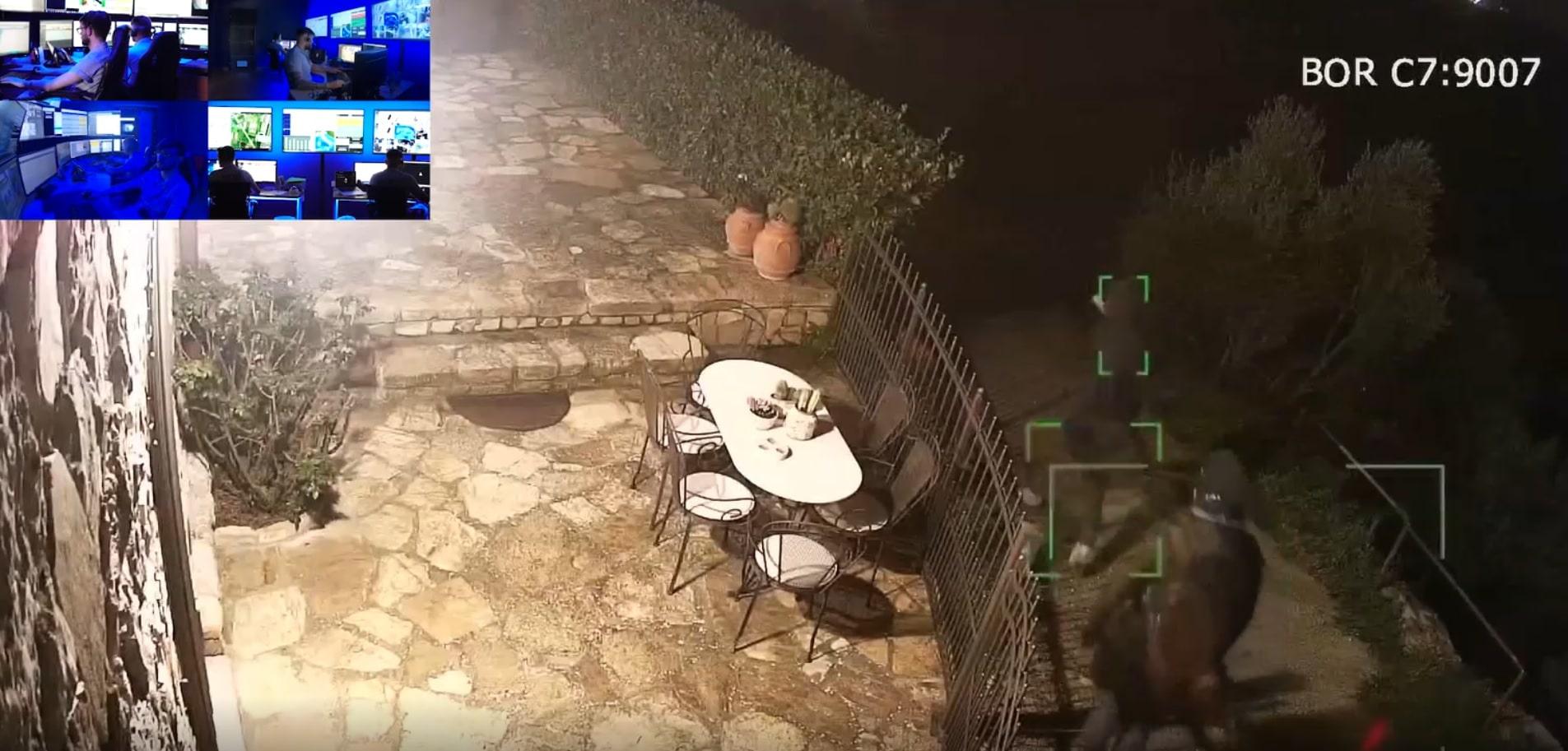 Bagno a Ripoli (FI) - Allontanati sospetti da un'abitazione privata grazie al Custode Virtuale BOR!