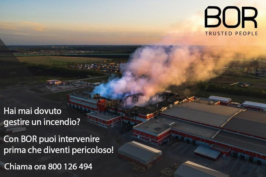 Come rilevare un incendio prima che diventi pericoloso