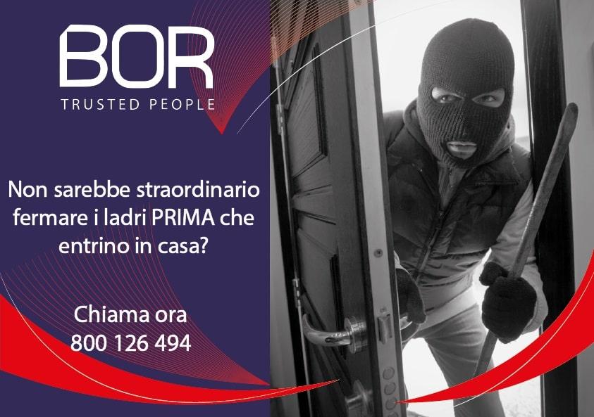 Come proteggersi da intrusioni in piena notte con il Custode Virtuale BOR!