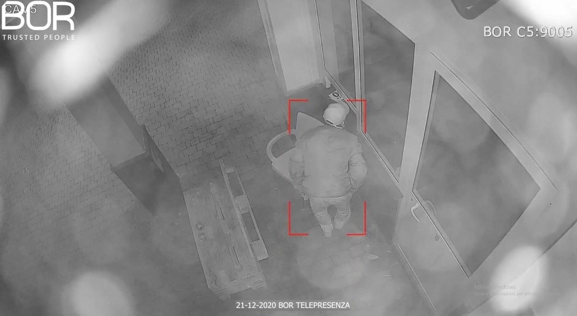 ORTA DI ATELLA (CE): individuo sospetto costretto a una fuga rocambolesca da BOR!