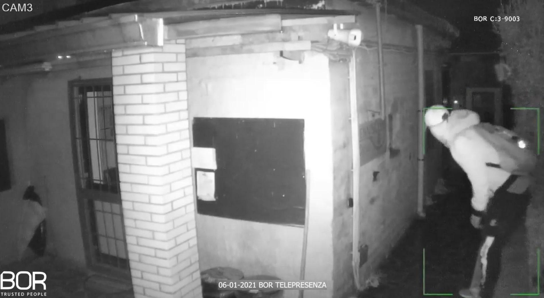 """""""TENNIS CLUB CAPUA"""": secondo tentativo di furto dissuaso in due giorni presso la stessa struttura!"""