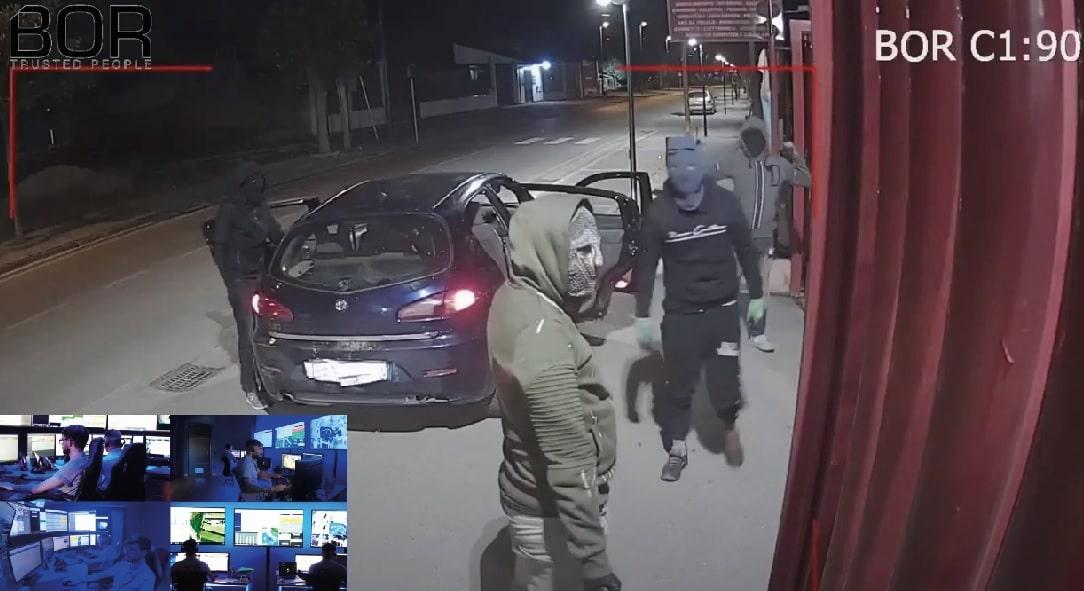 I video pubblicati da BOR riprendono fatti realmente accaduti?