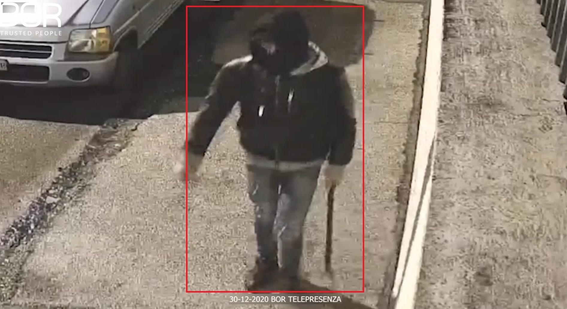 Afragola (NA): sospetti allontanati in tempo reale dal Custode Virtuale BOR!