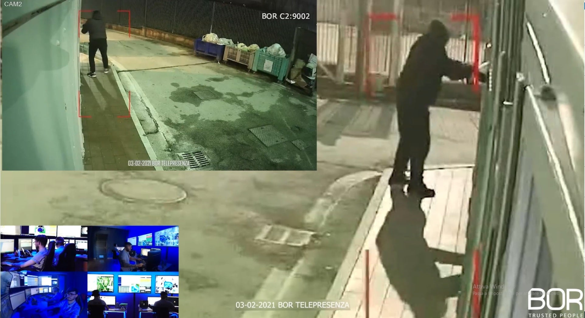 """Carinaro (CE): Ennesimo tentativo di furto sventato presso l'area di servizio """"Barbato Francesco SAS"""""""