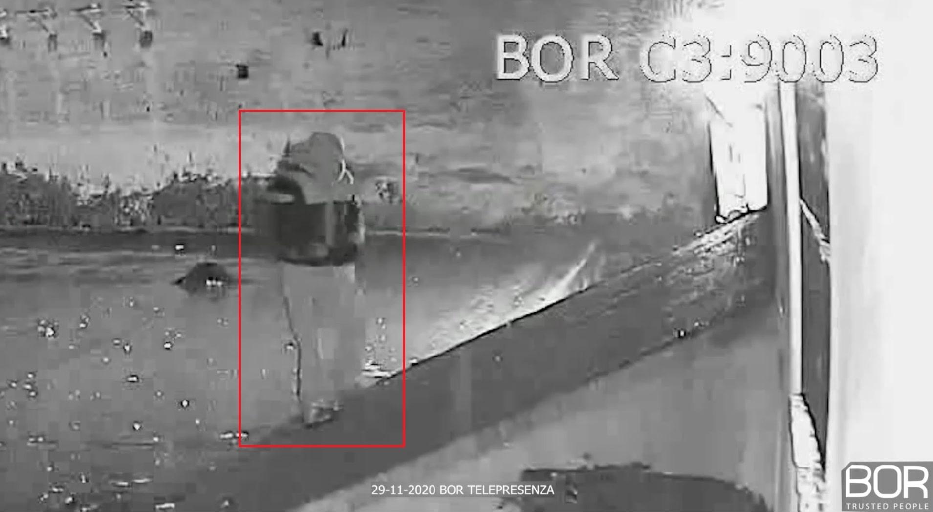 """Furto sventato da BOR presso il punto vendita del """"Gruppo Mister Risparmio"""" di Secondigliano (NA)!"""