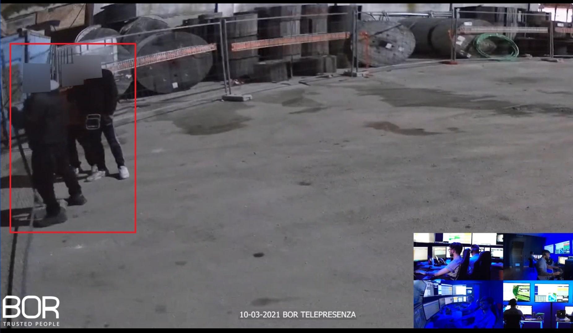Foggia: Seconda intrusione dissuasa nel giro di pochi mesi presso la stessa struttura grazie a BOR