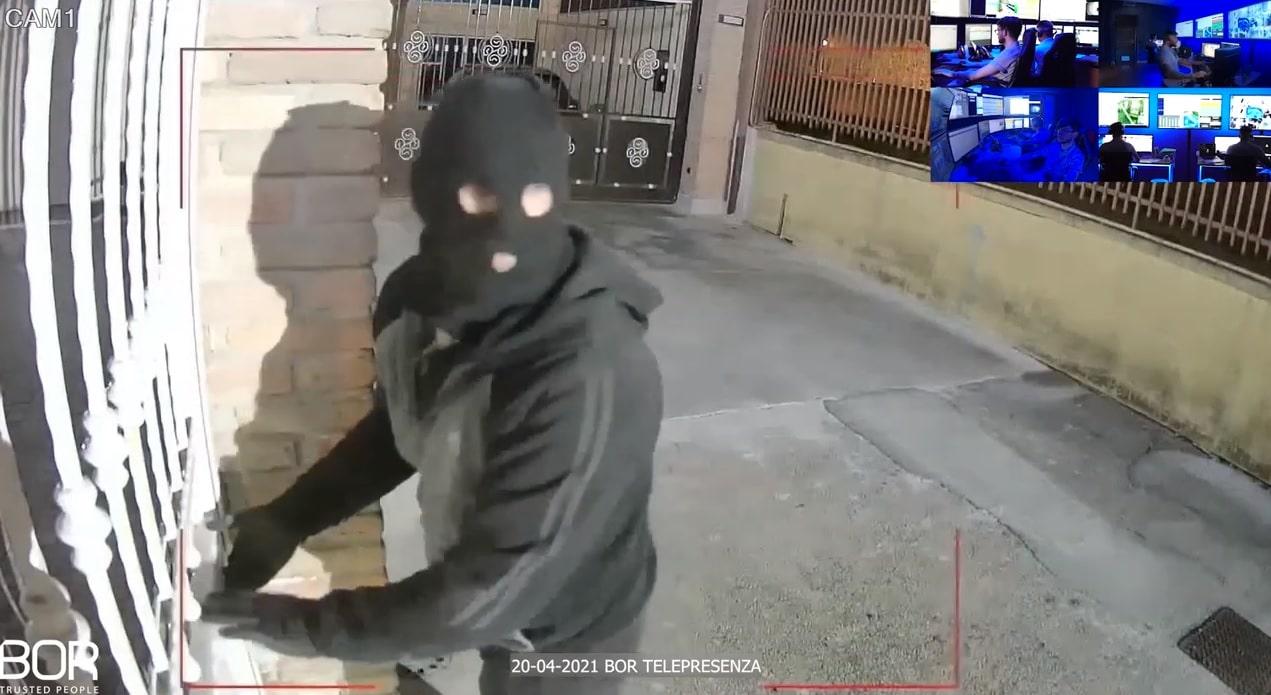 CASAL DI PRINCIPE (CE): Tentata rapina in villa sventata grazie a BOR!