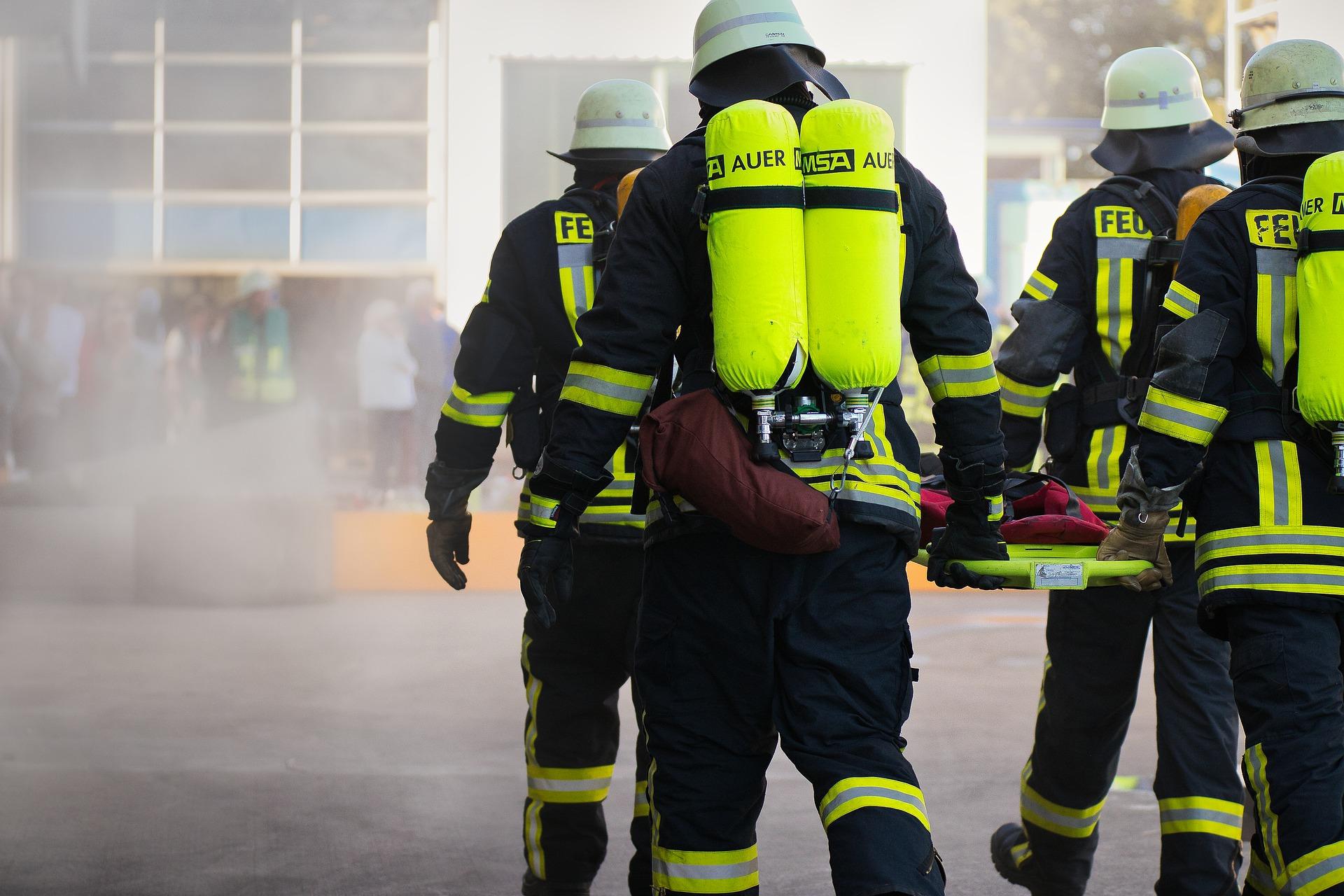 Rischio incendio ed esplosione in edilizia: le linee guida sulla prevenzione