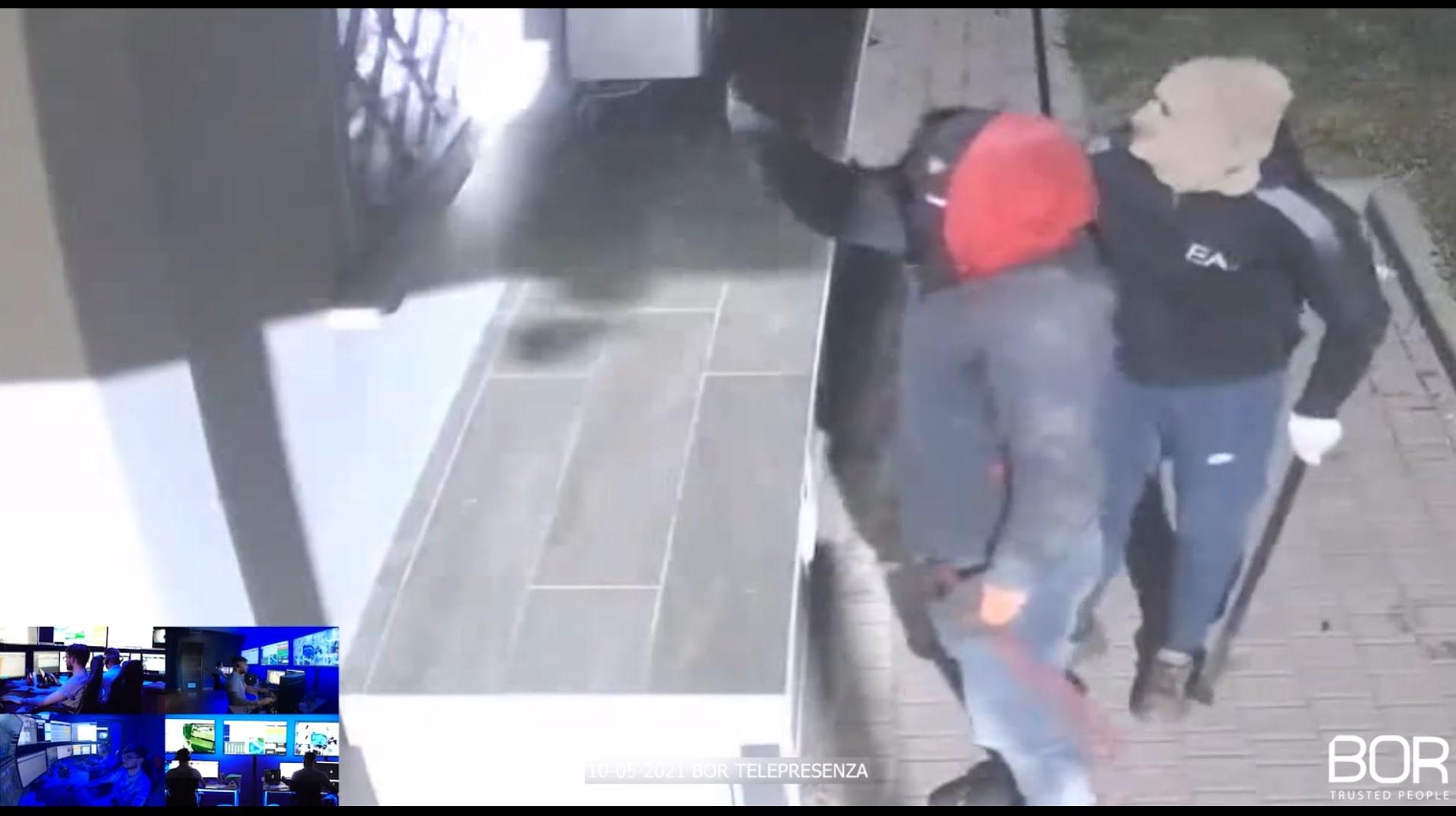 """CARINOLA (CE): primo furto sventato presso """"Varriale Gestioni s.r.l."""""""