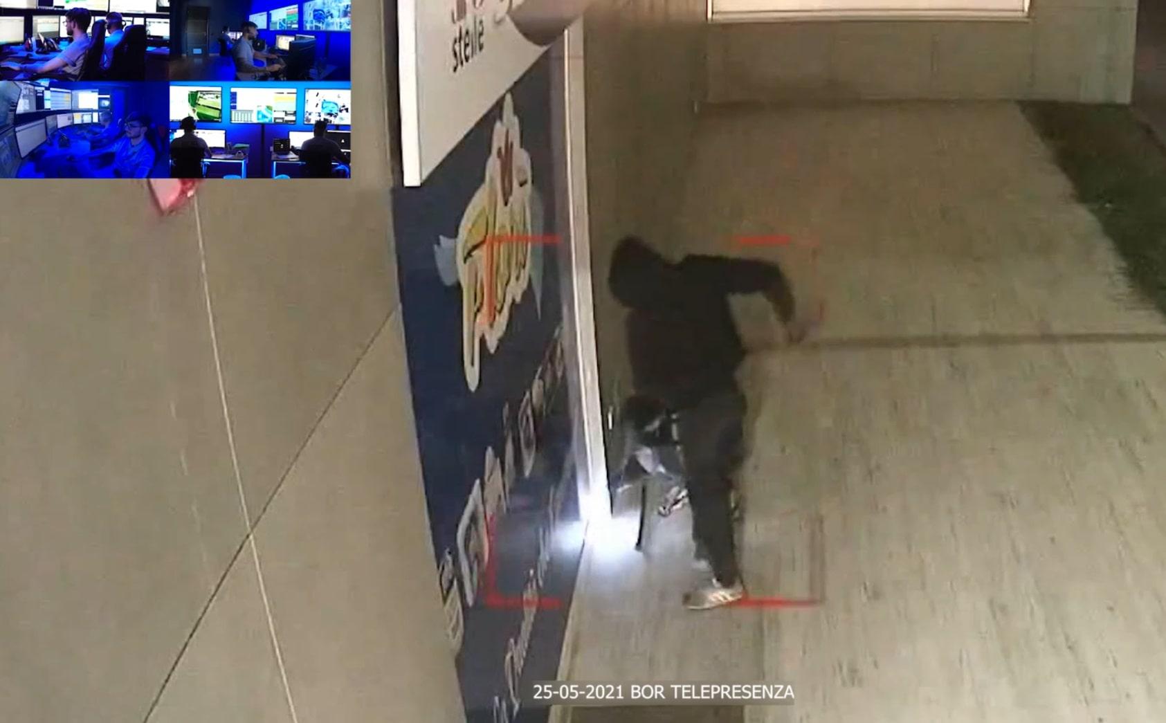"""Primo furto sventato presso il """"Supermercato CRAI"""" di Trentola Ducenta (CE) dal Custode Virtuale BOR"""