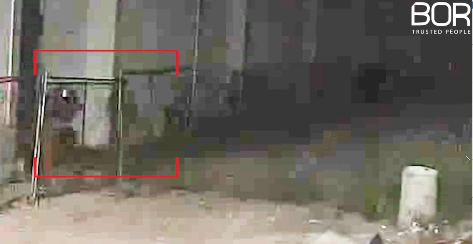 Intrusione dissuasa a Caserta presso un cantiere di lavori