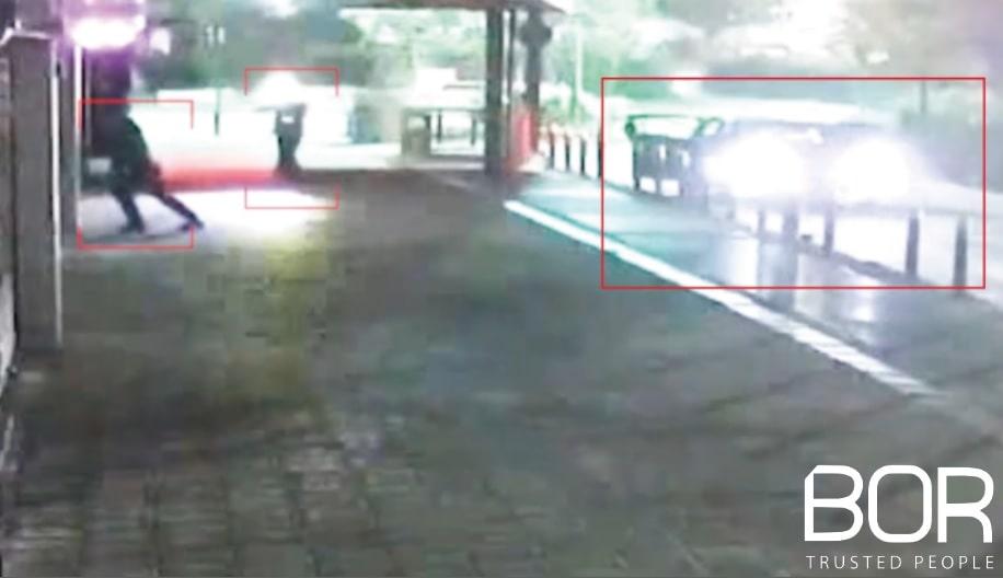 AFRAGOLA (NA): furto sventato presso un negozio adiacente ai locali di un nostro cliente!