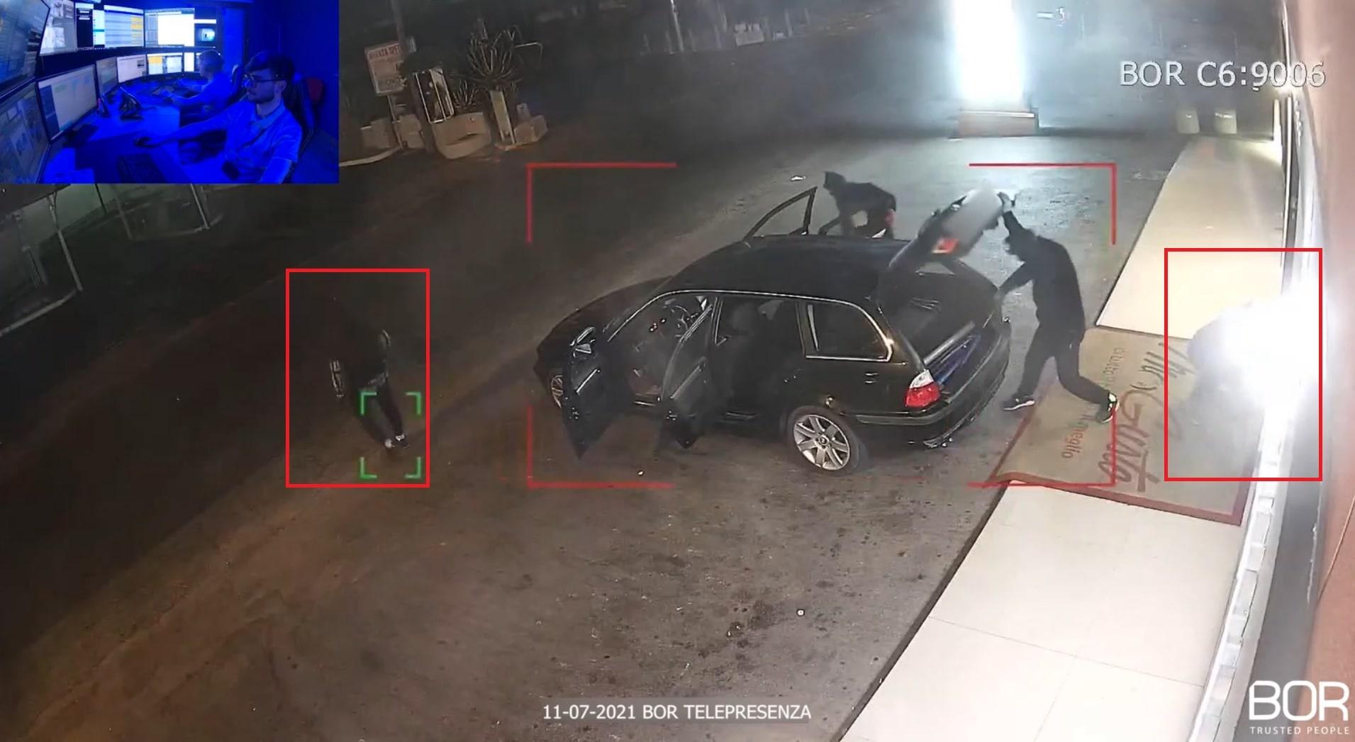 Frattamaggiore (NA): furto sventato in piena notte presso un caseificio