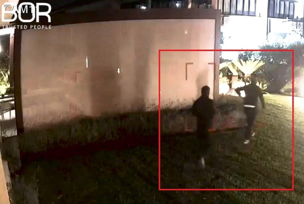 Capua furto sventato in piena notte presso una villa privata