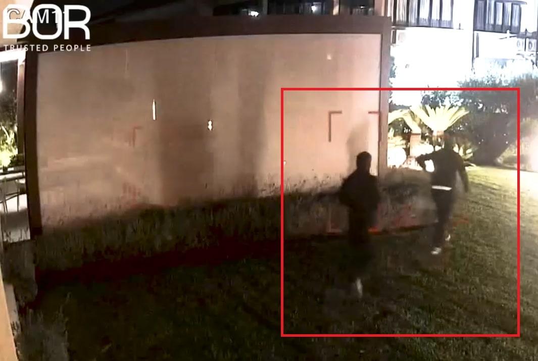 Capua (CE): furto sventato in piena notte presso una villa privata