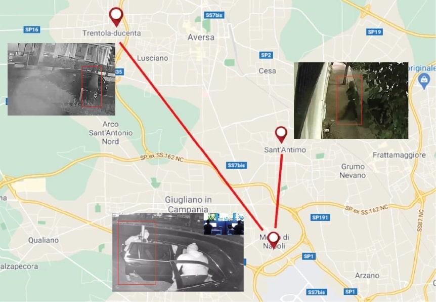 La banda della BMW tenta l'assalto pre tre volte nella stessa notte in aziende controllate da BOR